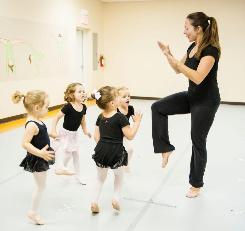 Kim Black Dance Creative Movement Workshop