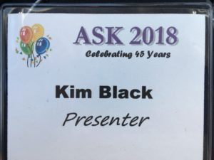 ASK 2018 Conference
