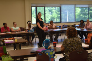Kim Black Teaching Workshop