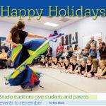 Kim Black Dance Studio Life Magazine Holiday Traditions